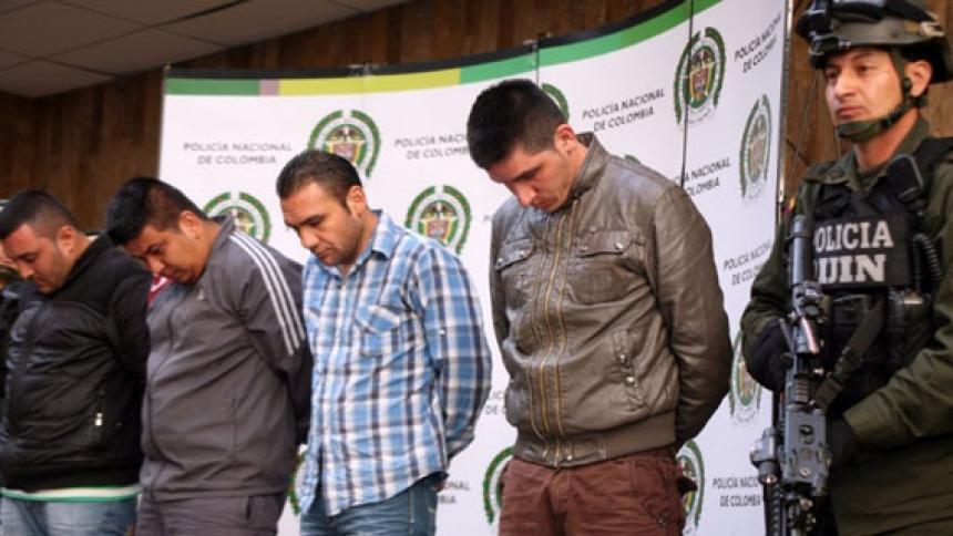 Gobierno entregará en extradición este martes a los implicados en muerte del agente de la DEA