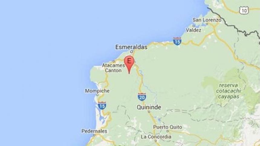 Dos fuertes temblores sacuden a Ecuador