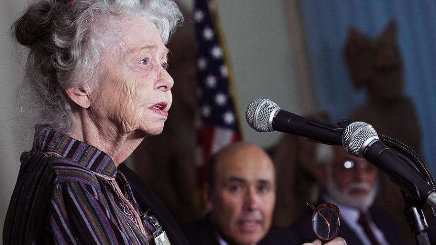 """Muere la historiadora Nancy Hatch Dupree, la """"abuela"""" de Afganistán"""