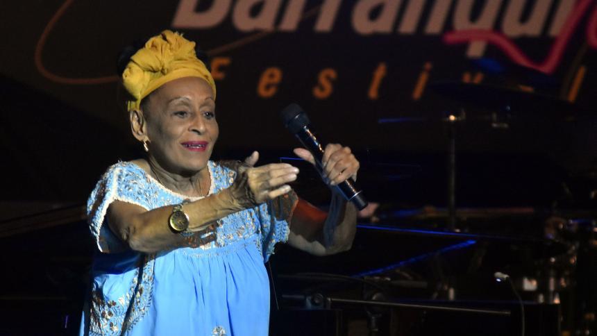 Dos divas de la canción se reúnen por primera vez en Barranquijazz