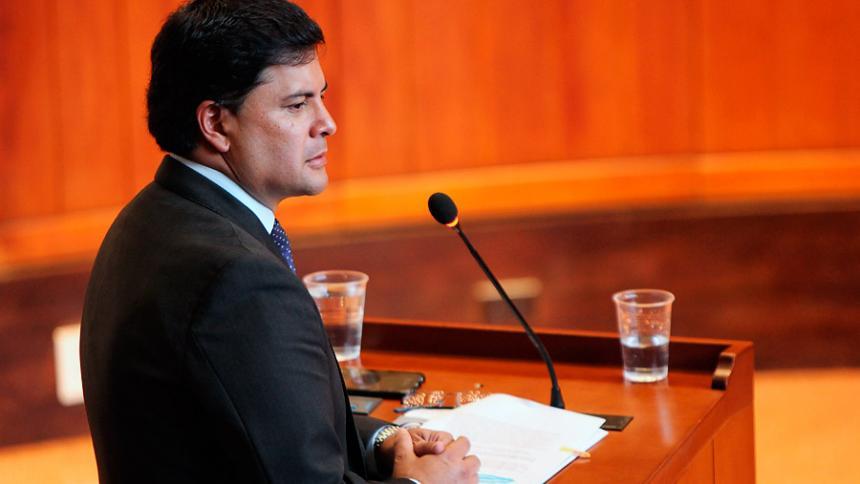 Hélber Otero, accionista de Fidupetrol