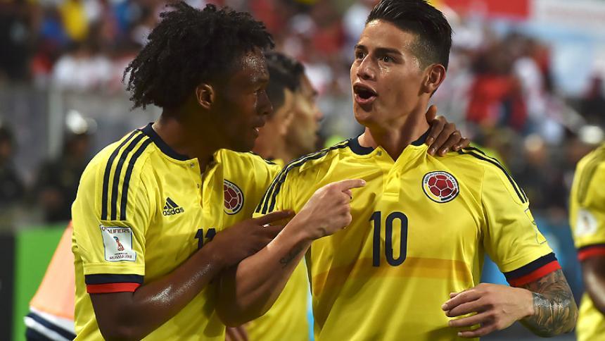Colombia, entre los países que más boletas ha solicitado para el Mundial de Rusia 2018