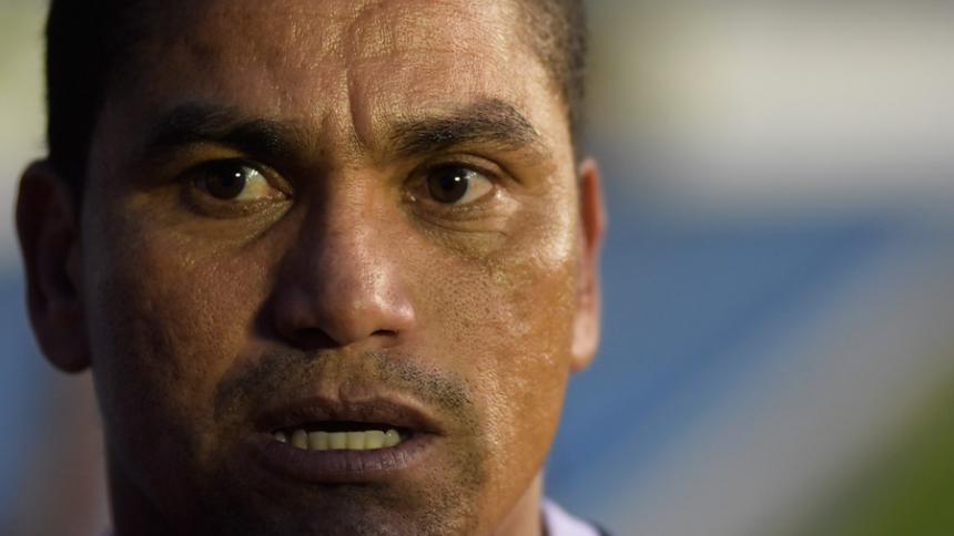Víctor Pacheco quedó sorprendido con lo sucedido.