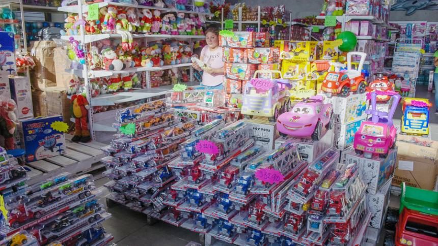 ¿De dónde vienen los regalos del 'Niño Dios' de Barranquilla?