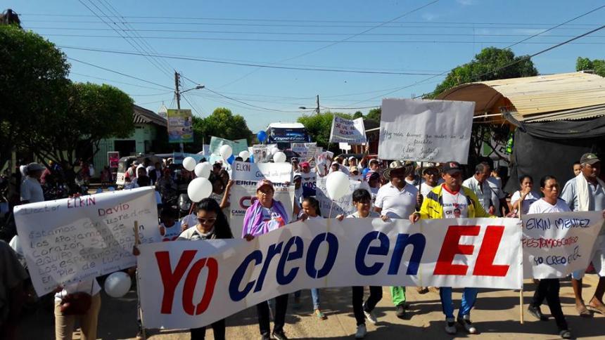 Casa por cárcel para alcalde de Guamal, Magdalena