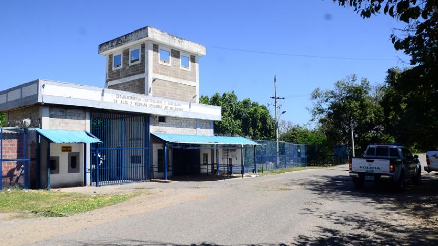 La penitenciaría de alta seguridad fue construida con la asesoría del Buró Federal de Prisiones de Estados Unidos.