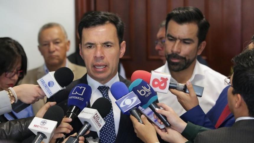 Minterior dice que no han sido notificados del retiro de Ecuador como país garante