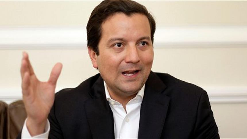 David Luna renuncia a su cargo de ministro de las Tic