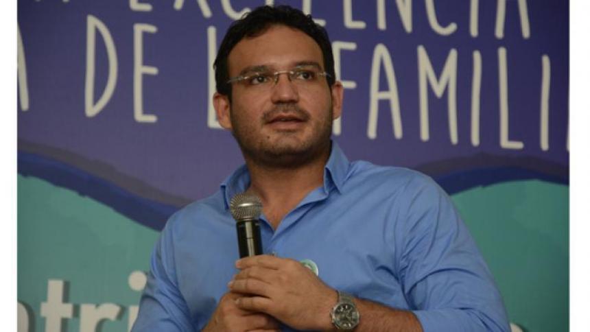 Verano encarga a Dagoberto Barraza como alcalde de Galapa