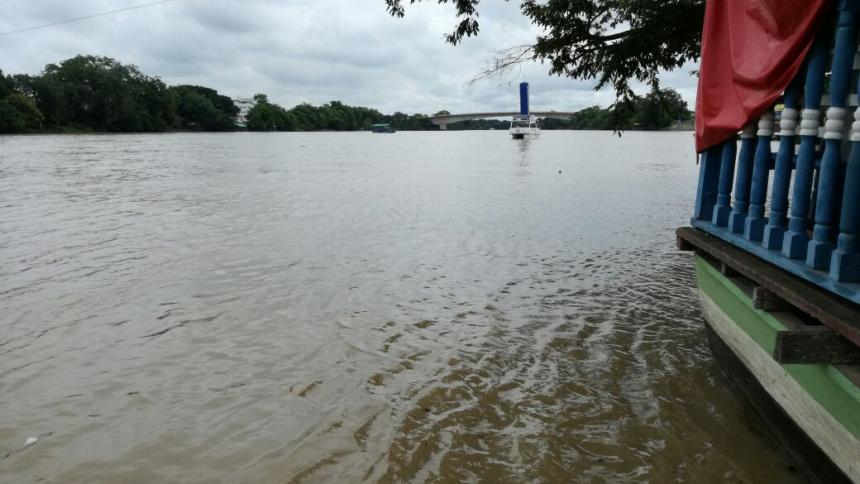 Alerta por aumento del nivel del  río Sinú
