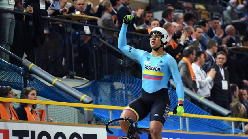 La UCI suspende  a Fabián Puerta  por caso de doping