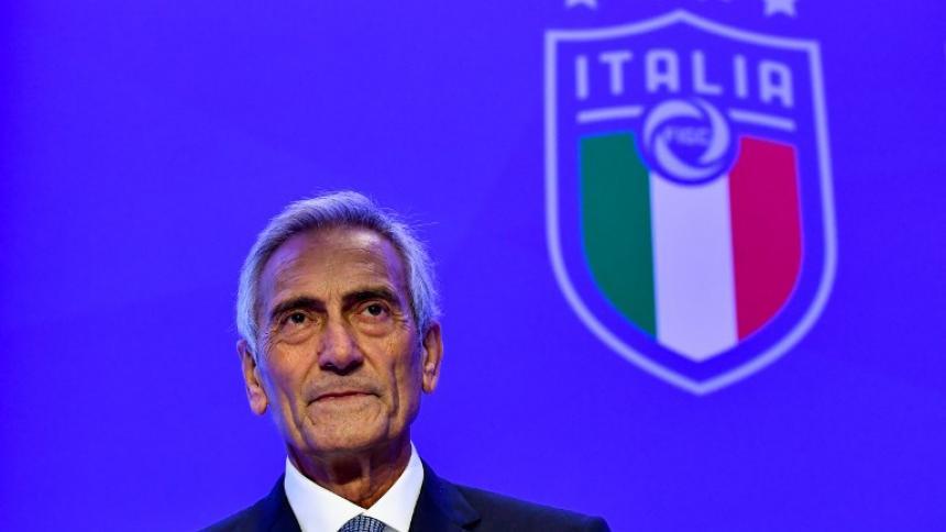 Federación Italiana de Fútbol anuncia a su nuevo presidente