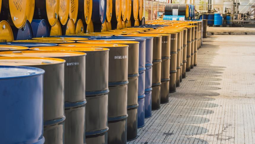 El precio del barril WTI de EEUU alcanza un aumento de 4,56% en este 2019.