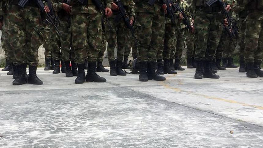 Ejército frustra secuestro de periodistas en Norte de Santander