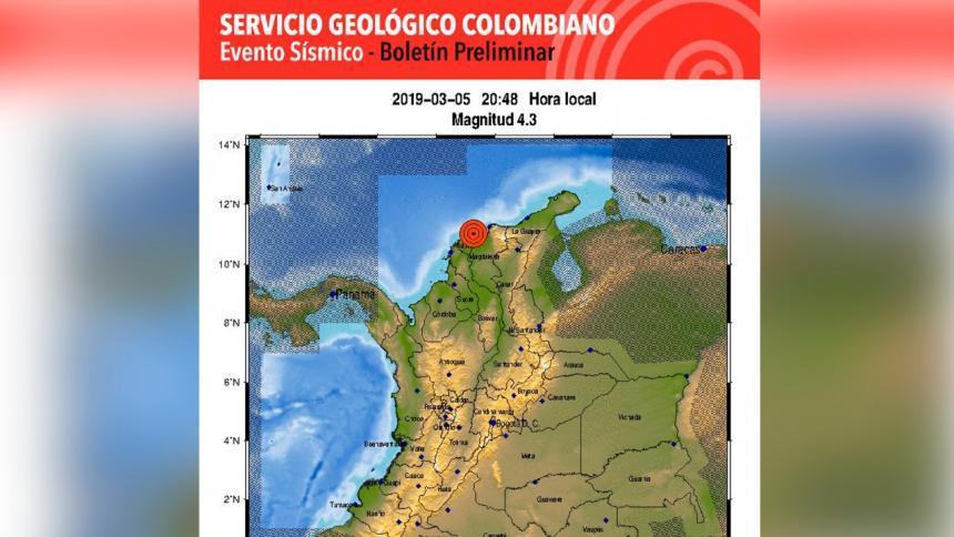 En audio | Barranquilleros narran cómo sintieron el temblor de este martes