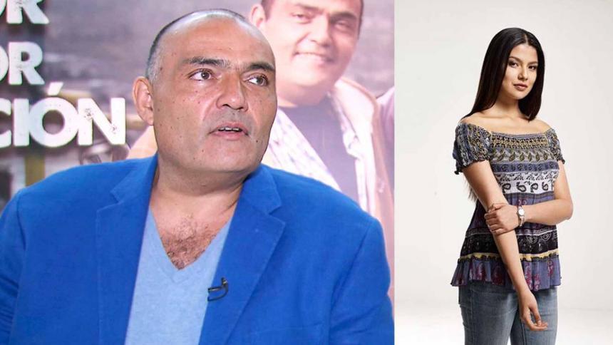 Enrique Carriazo y protagonista de Colmenares son novios