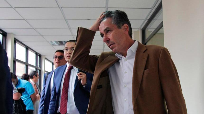 Condenan a cinco años de cárcel a Roberto Prieto por caso Odebrecht