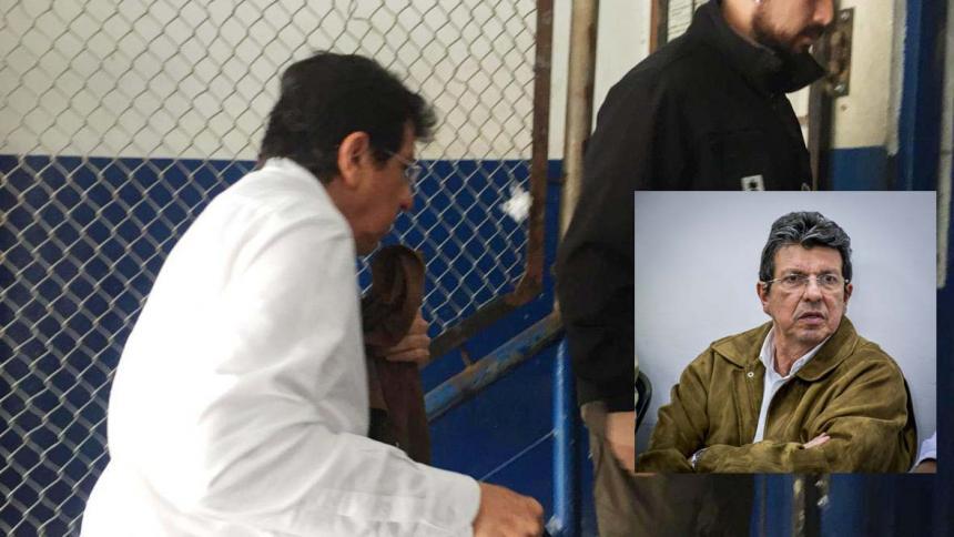 Domiciliaria para Marín Valencia y su abogado