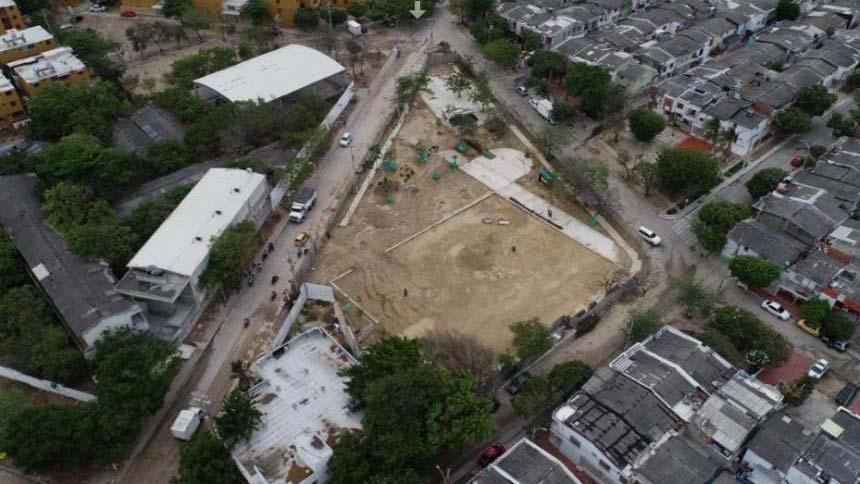 Barranquilla contará con 45 nuevos parques: Char