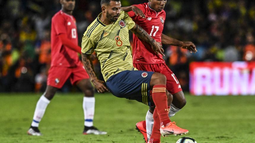 """""""Disfruto cada vez que me pongo la camiseta de la Selección"""": Cardona"""