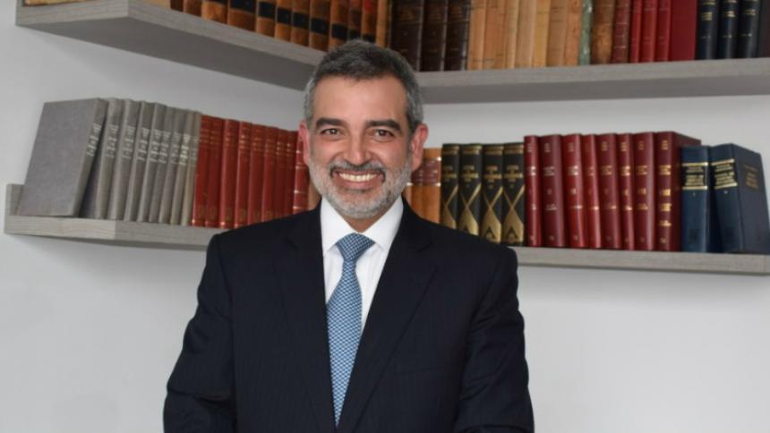 Juan P. Liévano, superintendente Sociedades.