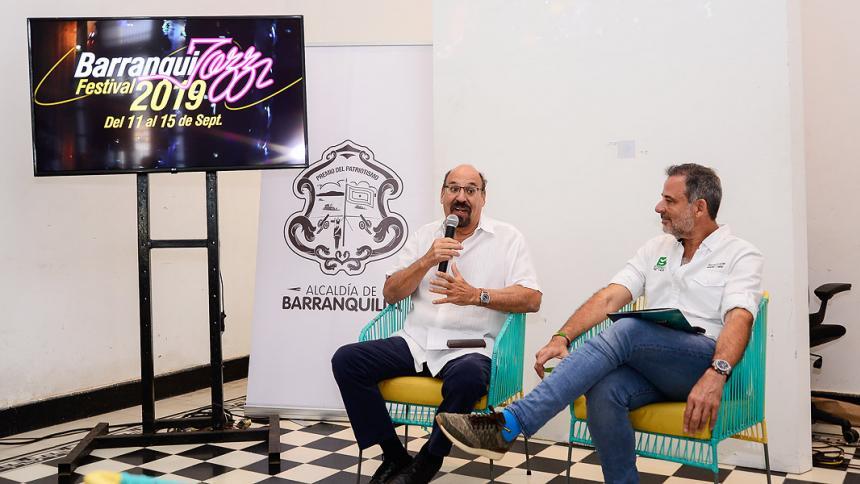 Caetano Veloso, invitado estrella de Barranquijazz