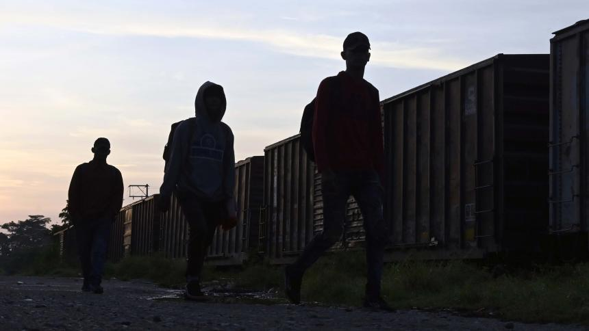 Liberan a migrantes hondureños secuestrados en México