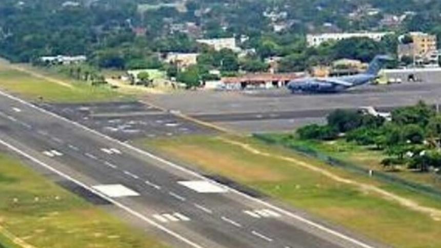 Audiencia sobre nuevo aeropuerto de Cartagena