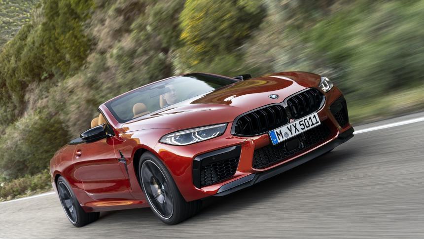 Nuevo BMW Serie 8 Convertible