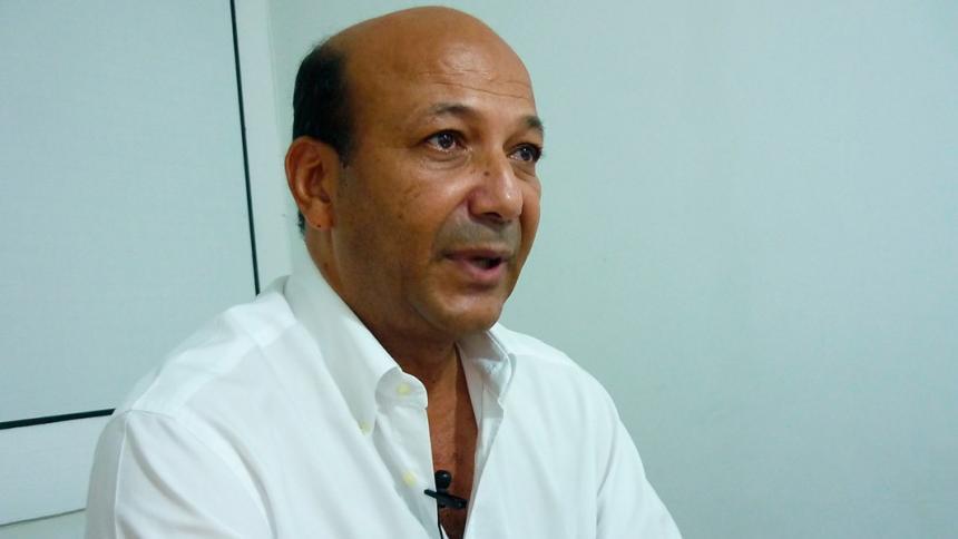 Secuestran al dirigente gremial  de La Guajira José Ramón Molina