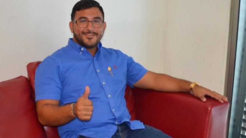 El de Ovejas, Sucre, es el alcalde electo más joven de Colombia