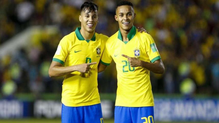 Brasil campeón del Mundial Sub-17 al ganar 2-1 a México en la final