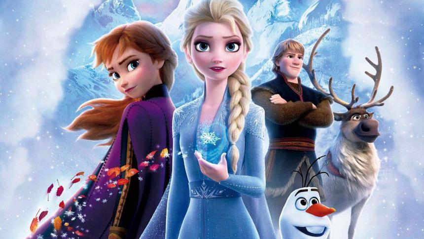 'Frozen 2' congela a sus competidores en la taquilla norteamericana