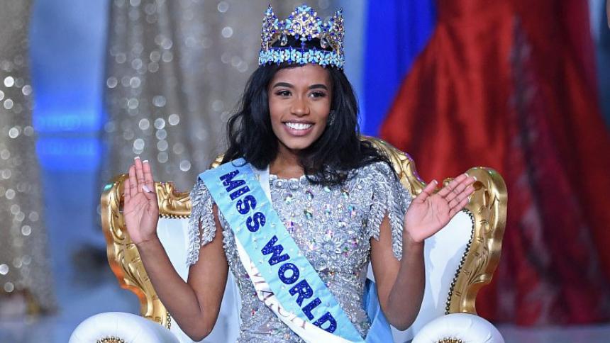 Miss Jamaica elegida Miss Mundo 2019