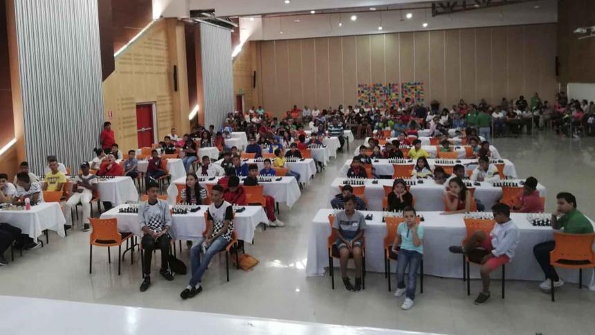 Se espera la presencia de más de 100 ajedrecistas en el II Torneo Navideño de ajedrez Expedito Jiménez.
