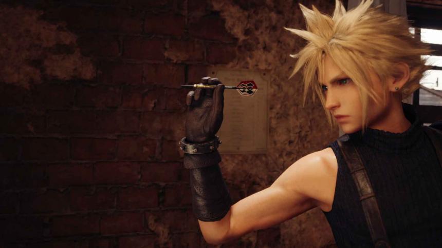 Final Fantasy VII remasterizado saldrá el 3 de marzo del próximo año.