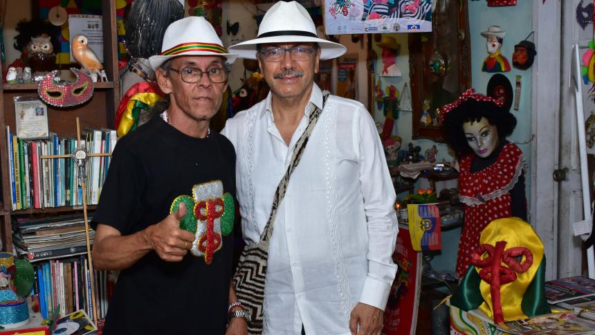 Investigadores organizan novena carnavalera