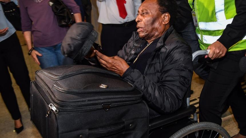 ¿Qué le está pasando a Pelé?