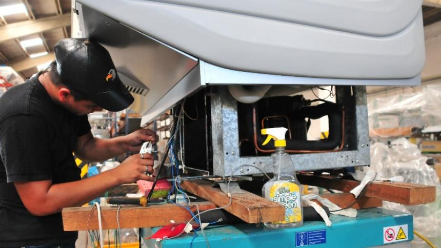 Industria colombiana creció 1,5% en 2019