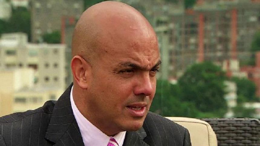 En video   Fiscalía dice que no había orden de extradición contra exgeneral Clíver Alcalá