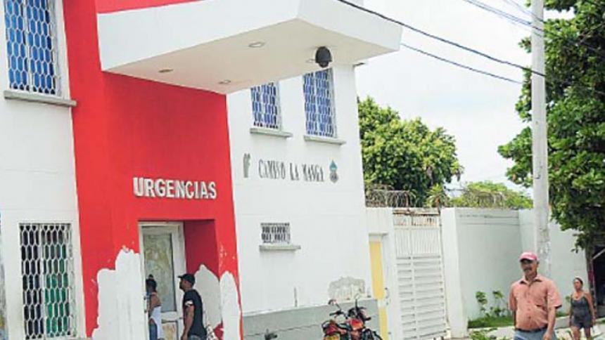 Joven resulta herido por oponerse a atraco en el barrio La Esmeralda