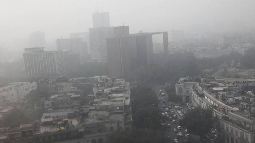 La contaminación en Nueva Delhi superaba, antes de la emergencia sanitaria, lo permitido por la OMS