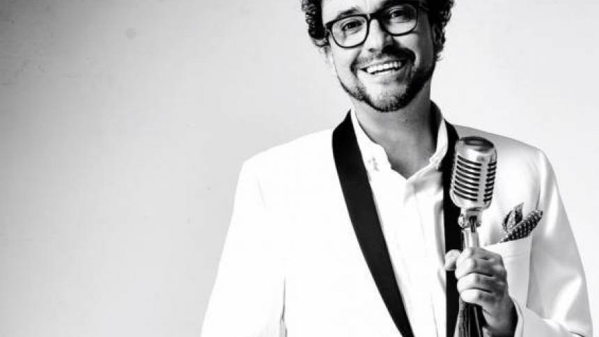 Andrés Cepeda, primer invitado a 'Sesiones EH: desde casa'