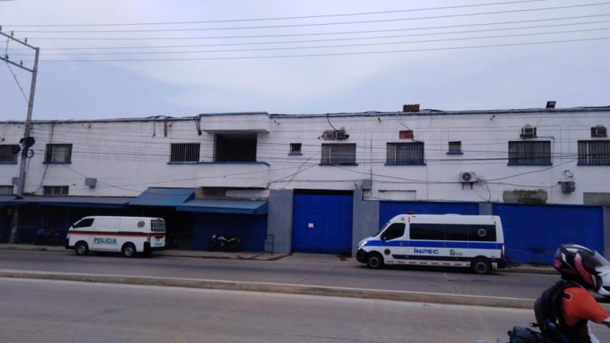 Riña en la cárcel Modelo de Barranquilla deja un herido
