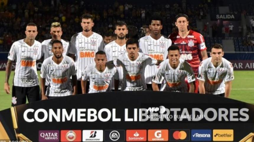 Nómina actual del Corinthians.
