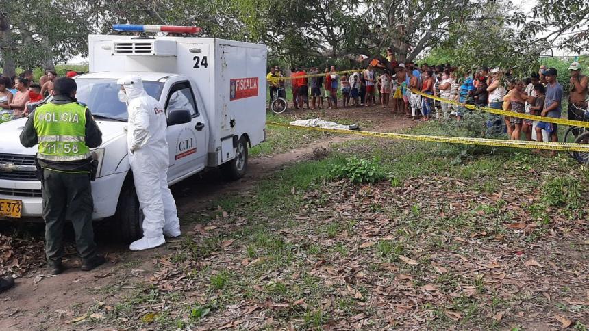 Hallaron a alias 'Osuna' muerto en Ciénaga, Magdalena