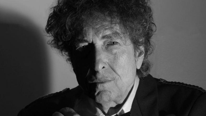 El cantautor, ganador del Nobel de literatura, Bob Dylan.