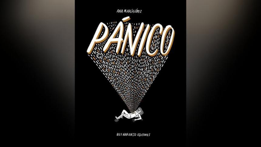 Entrar en 'Pánico': un trastorno psiquiátrico visto desde el cómic