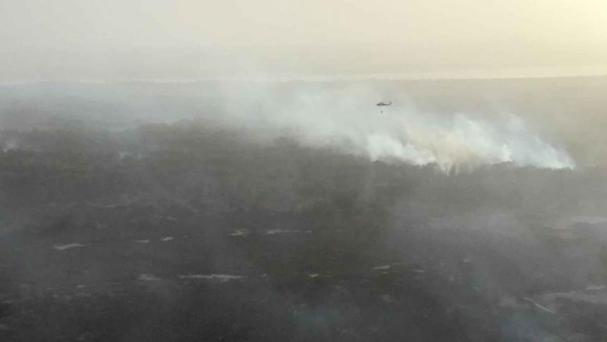 Alerta por calidad del aire en Barranquilla