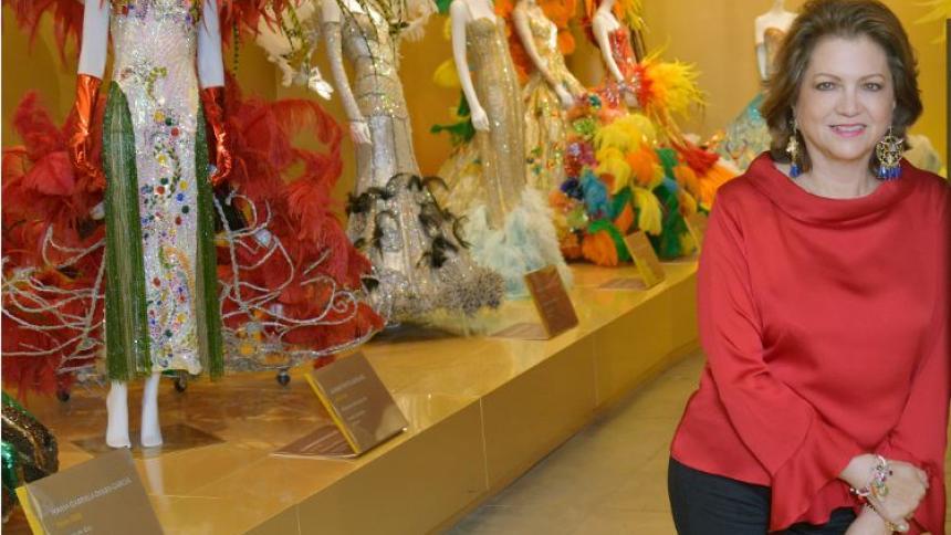 Carla Celia, directora de Carnaval de Barranquilla S.A.S.